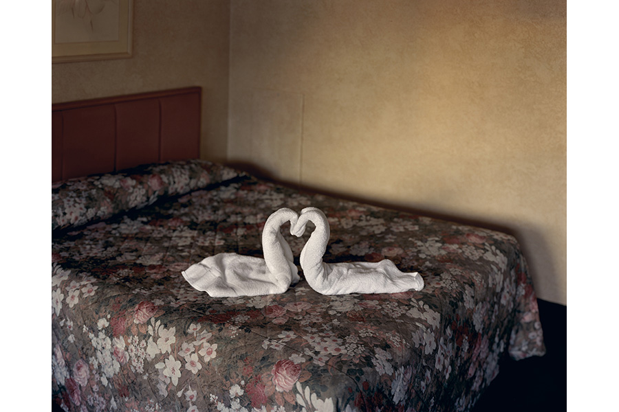 Two Towels by Alec Soth