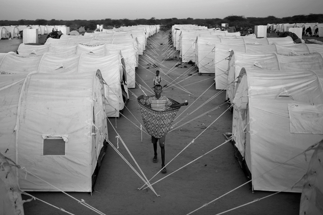 The Refugees of Dadaab, Kenya, 2008 by Lucas Oleniuk