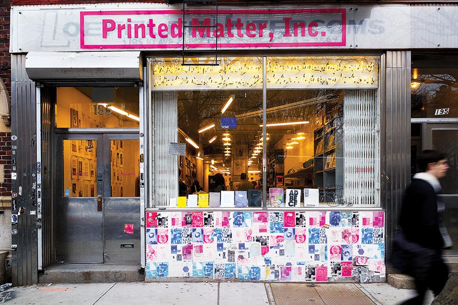 Printed Matter Inc