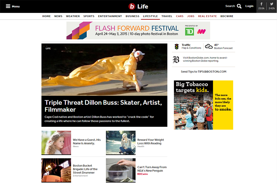 Boston.com Lifestyle