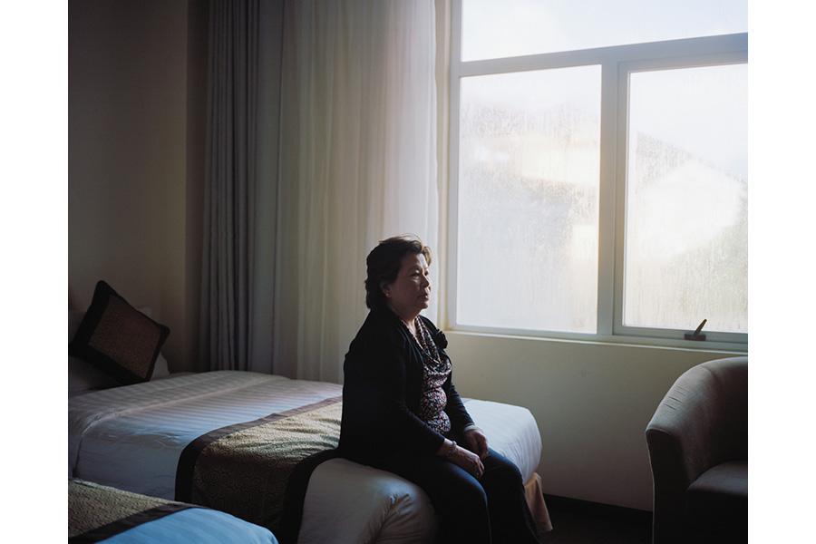 Mom, Sa Pa, Vietnam (2011) by Tony Luong