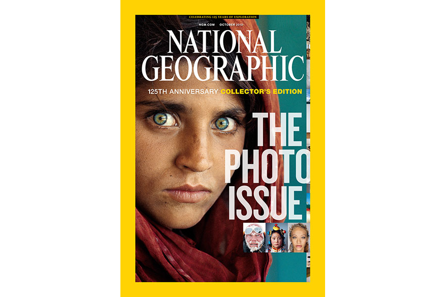 National Geographic Magazine, Cover (October 2013)