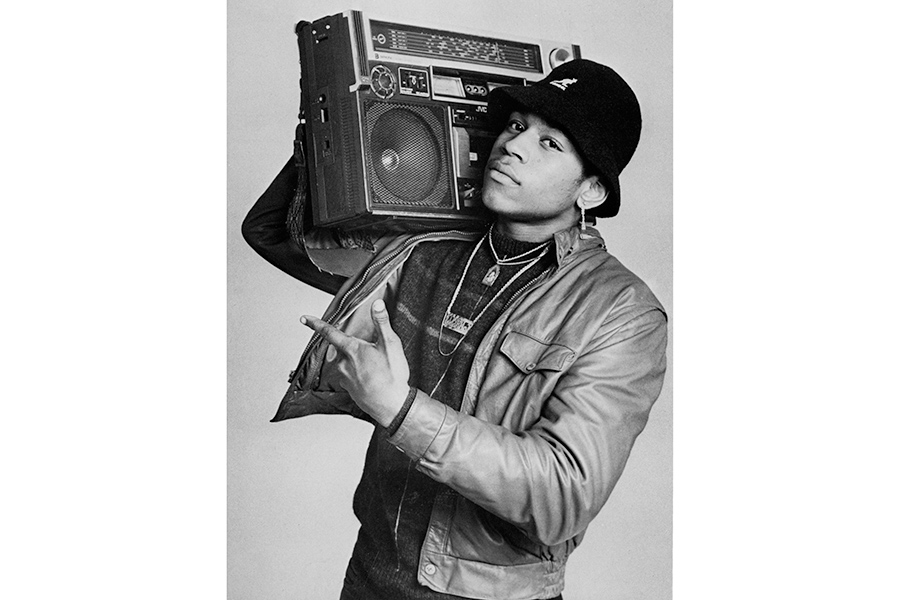 LL Cool J (1985) by Janette Beckman
