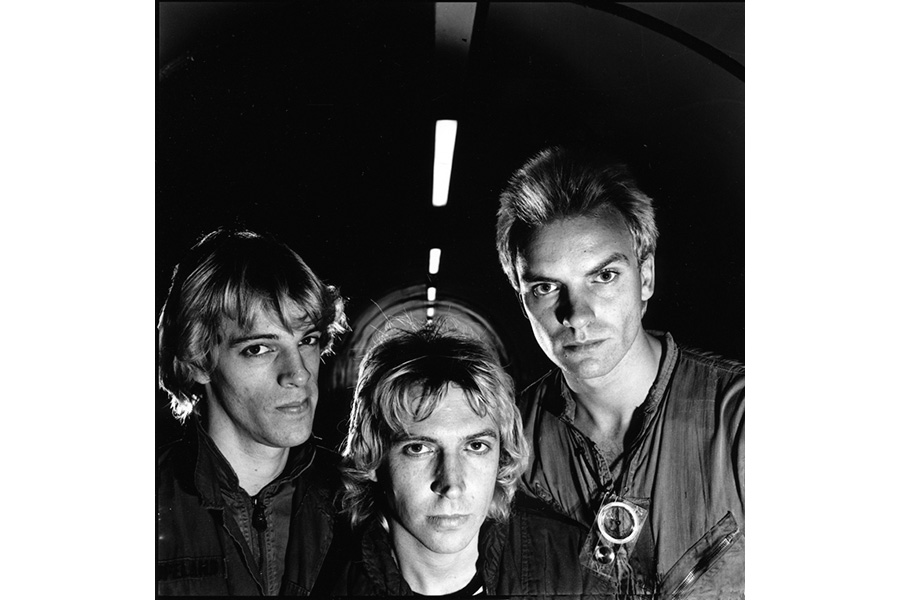 The Police by Janette Beckman