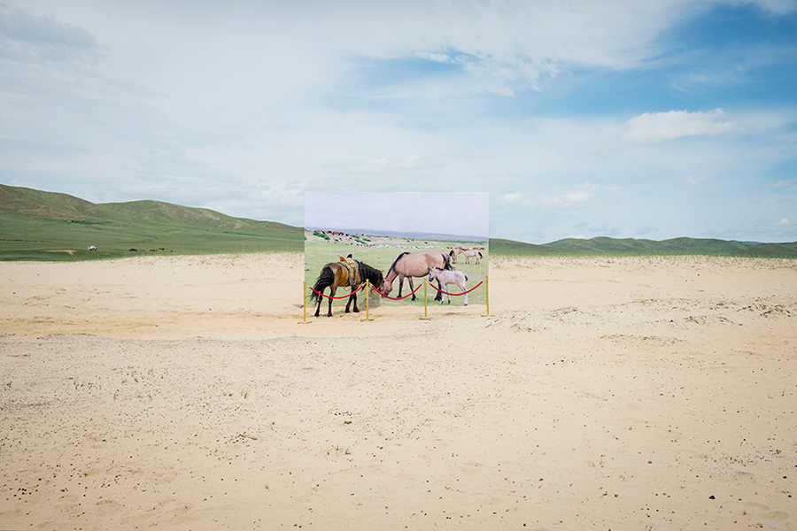 From the series Futuristic Archaeology by Daesung Lee.