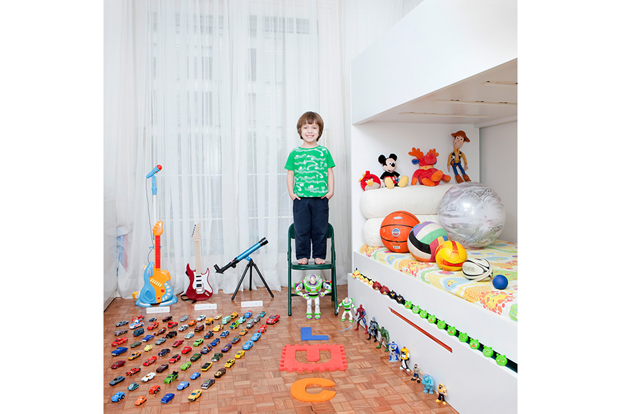 From the series Toy Stories by Gabriele Galimberti.