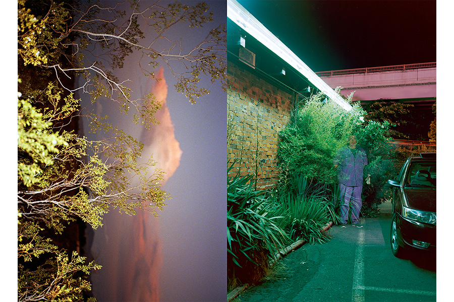 Untitled (from On Your Left), 2014 - present, by Irina Rozovsky