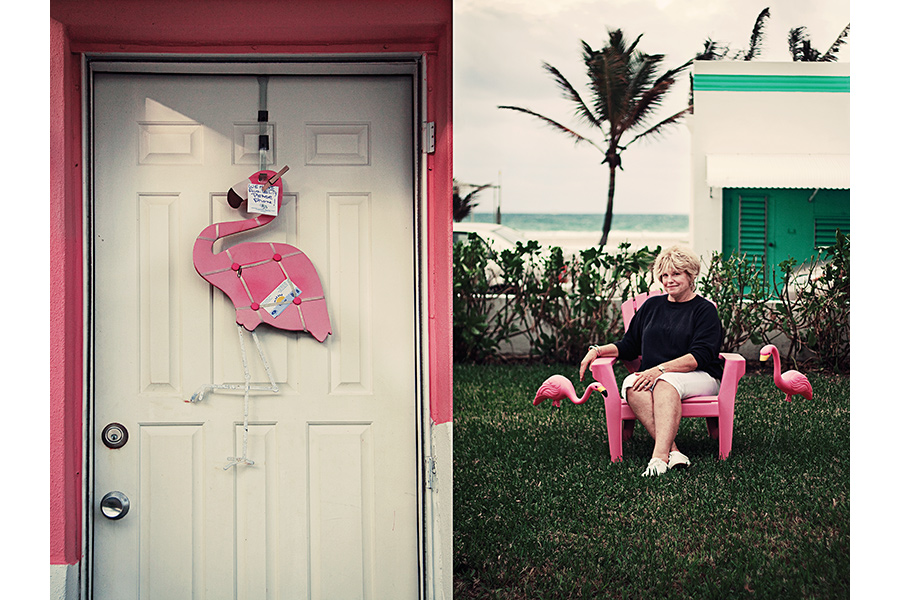 From the series Backroad by Joannie Lafrenière